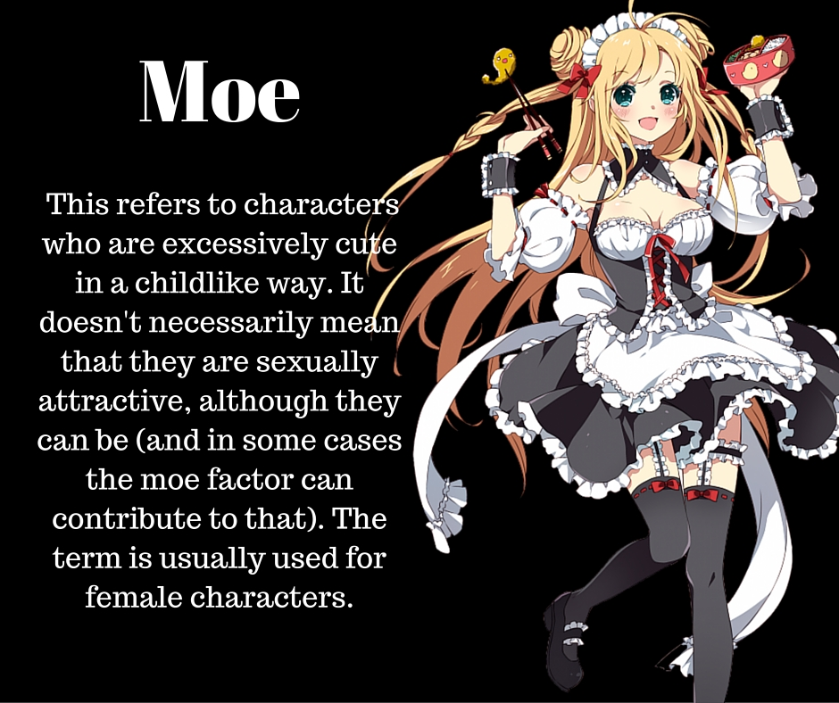 Anime Dictionary Moe