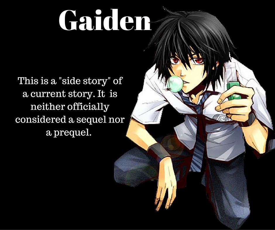 Anime Dictionary Gaiden
