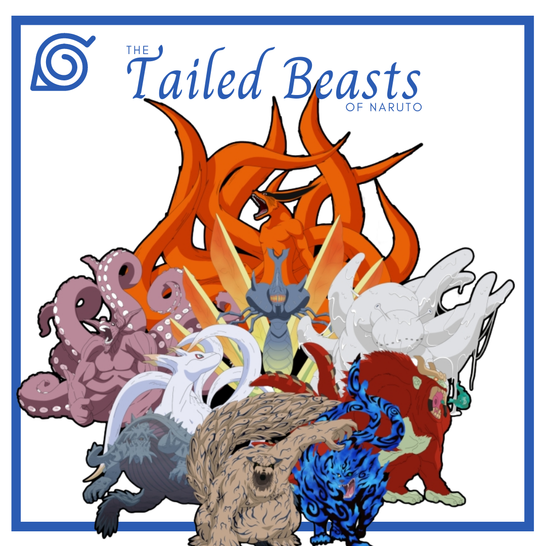 The Tailed Beasts of Naruto AllAnimeMag