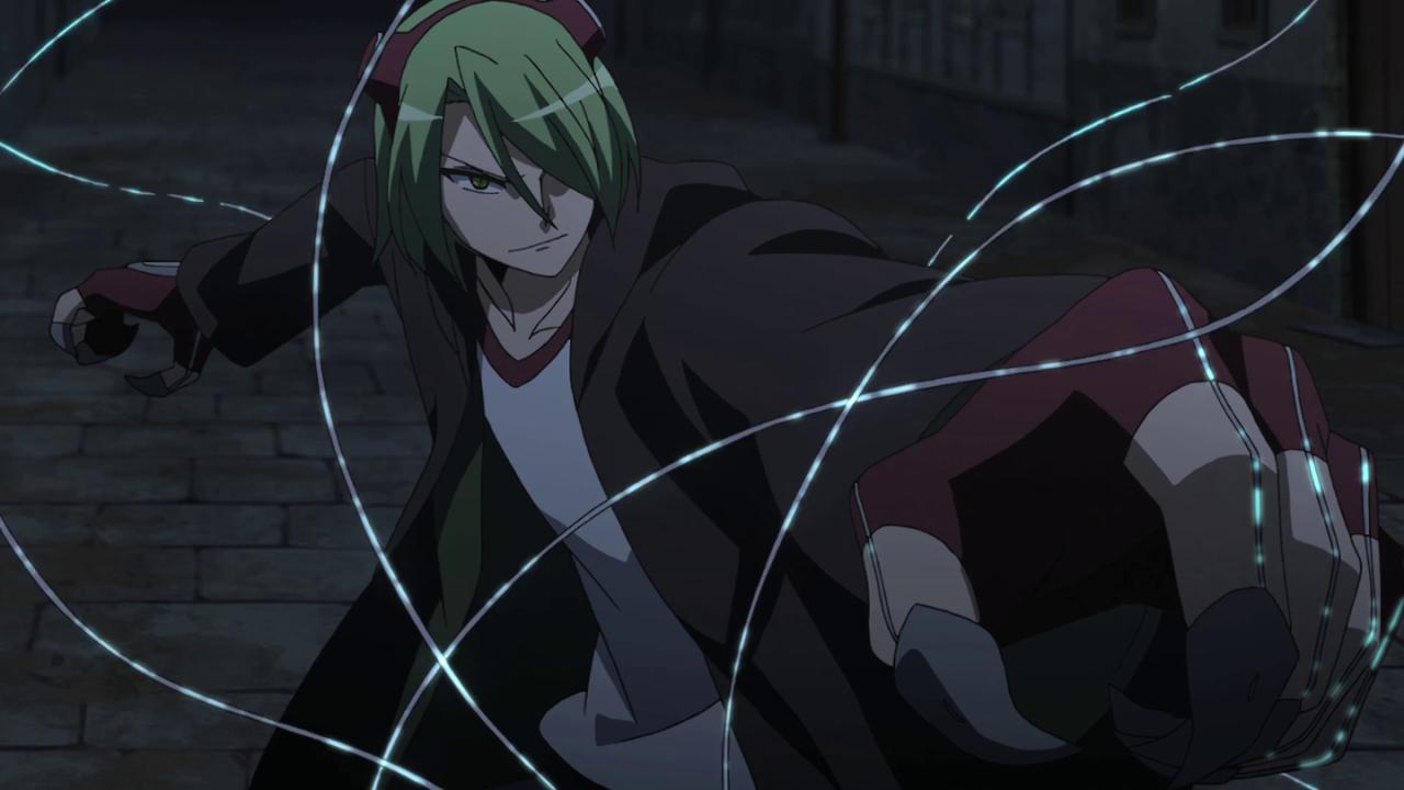 Lubbock Akame Ga Kill String User Anime
