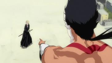 Kira Izuru vs. Avirama Redder