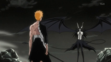 Bleach Ichigo vs Ulquirra