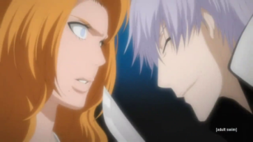 Bleach Rangiku vs Gin