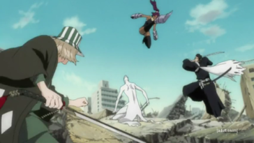 Bleach Team Work 2