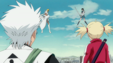 Bleach Team Work