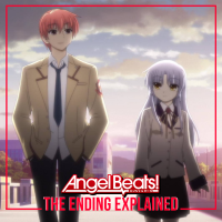 Angel Beats the ending explained