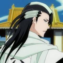 Byakuya Kuchiki Anime: Bleach