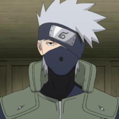 Kakashi Hatake Anime: Naruto