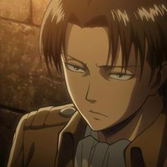Levi Ackerman Anime: Attack on Titan