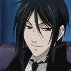sebastian michaelis Anime: Black Butler