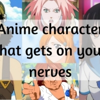 Anime characters that get under my skin