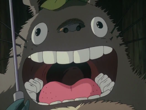 Totoro happy face, Totoro, my neighbor totoro, ultimate totoro happy face,