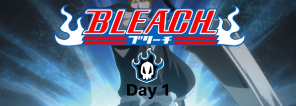 Bleach Anime Challenge, Day 1, Favourite male character, Bleach, Anime Challenge, Anime, Otaku, All About Anime, All Anime Mag
