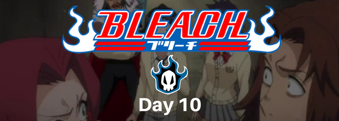Bleach Anime Challenge, Day 10, Bleach Couple, Anime Challenge, Anime, Otaku, All About Anime, All Anime Mag