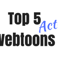 Top 5 Action Webtoons