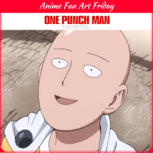 AFAF_One Punch Man