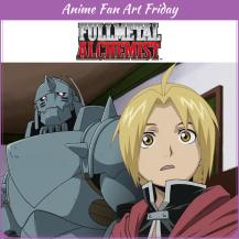 AFAF_Fullmetal Alchemist