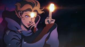Castlevania magic