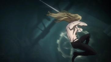 Castlevania anime Alucard