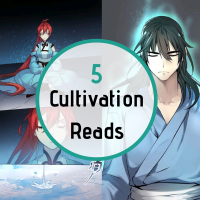 Cultivation Manhua I Am Currently Reading