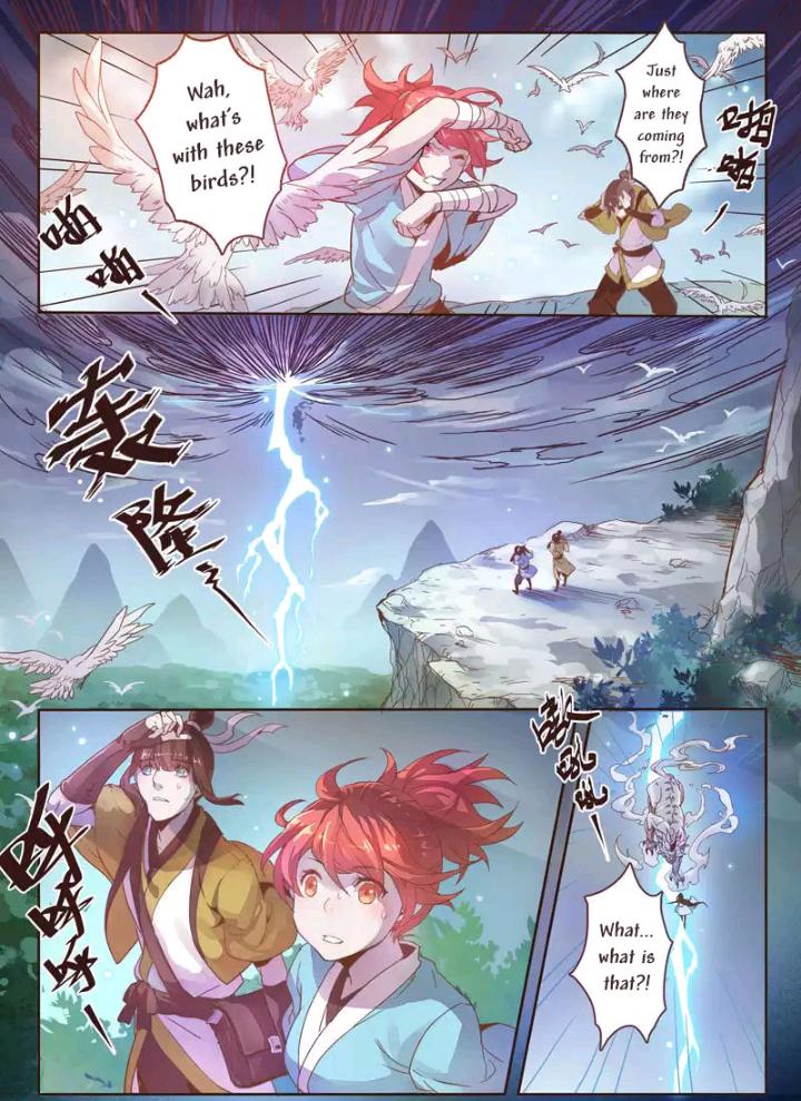 Miao Shou Xian Dan Cultivation Manga allanimemag