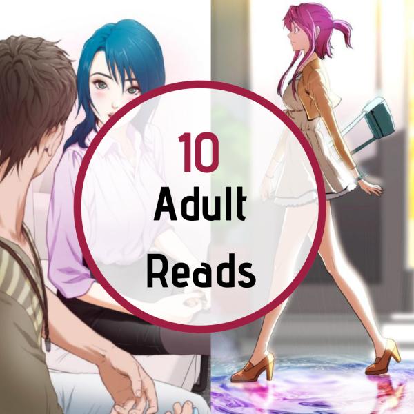 10 Adult Manga Ecchi Smut Hentai