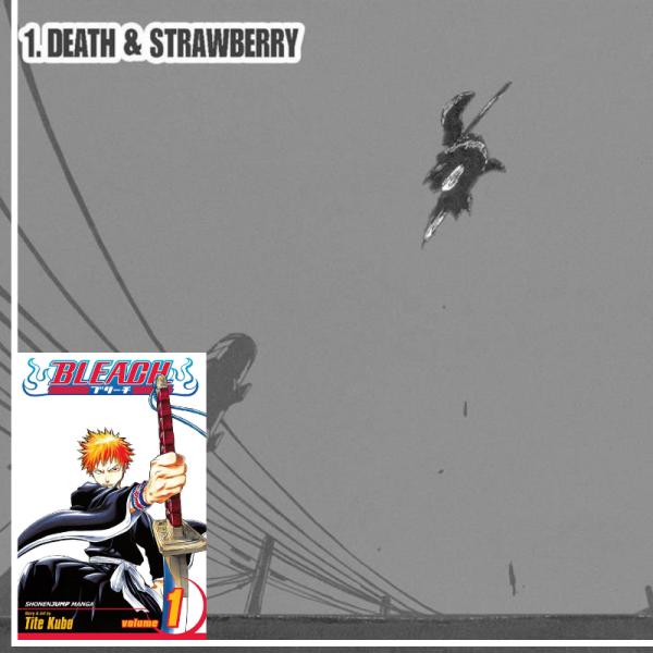 Bleach Death & Strawberry AllAnimeMag
