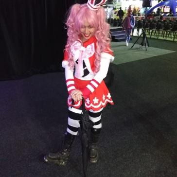 rAge Expo 2019 cosplay 2