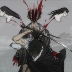 Mugen no Juunin - Immortal - 01 anime screenshot AllAnimeMag review