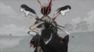 Mugen no Juunin - Immortal - 01 anime screenshot AllAnimeMag review