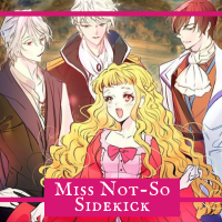Miss Not-So Sidekick, an amusing read