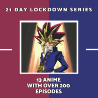 13 Anime with over 200 episodes