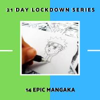 14 Epic Mangaka