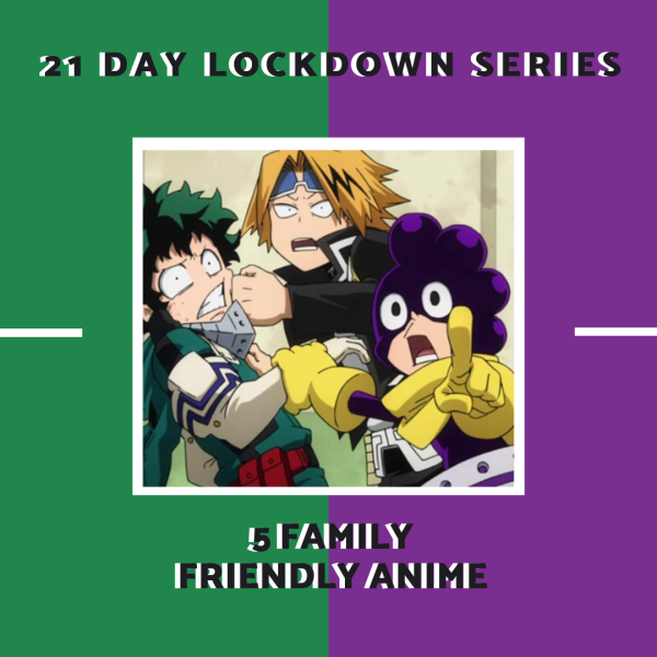 21 day lockdown series allanimemag 5 Family Friendly Anime.png