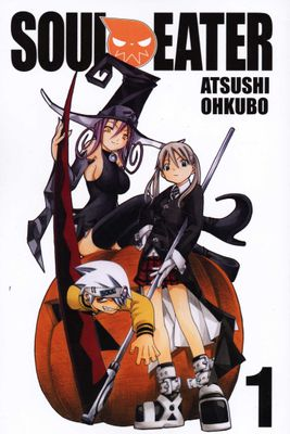 Soul_Eater_vol_1_allanimemag_Manga_that_continue_after_anime