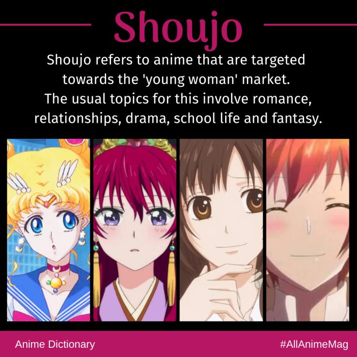 AllAnimeMag_Anime_Dictionary_Shoujo