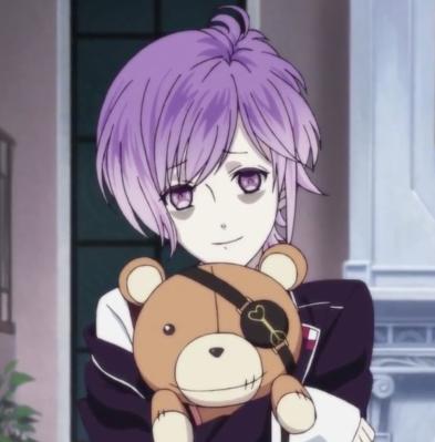 Kanato Sakamaki Diabolik Lovers purple hair anime character allanimemag
