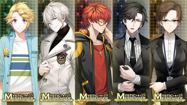 Mystic Messenger Capture Targets