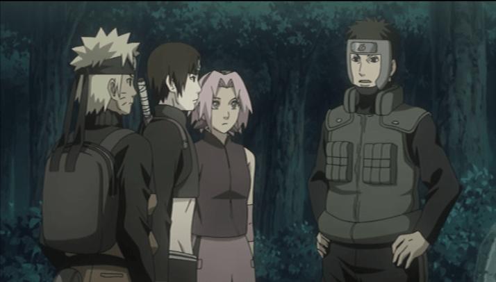 Naruto Shippuden Fillers Episode 057 Deprived of Eternal Sleep
