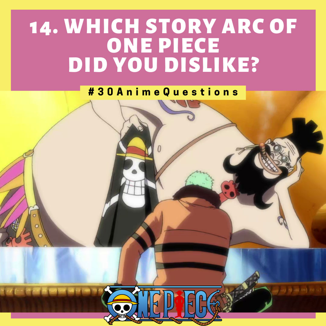 30-Anime-Questions-Which-Story-Arc-of-One-Piece-Did-You-Dislike