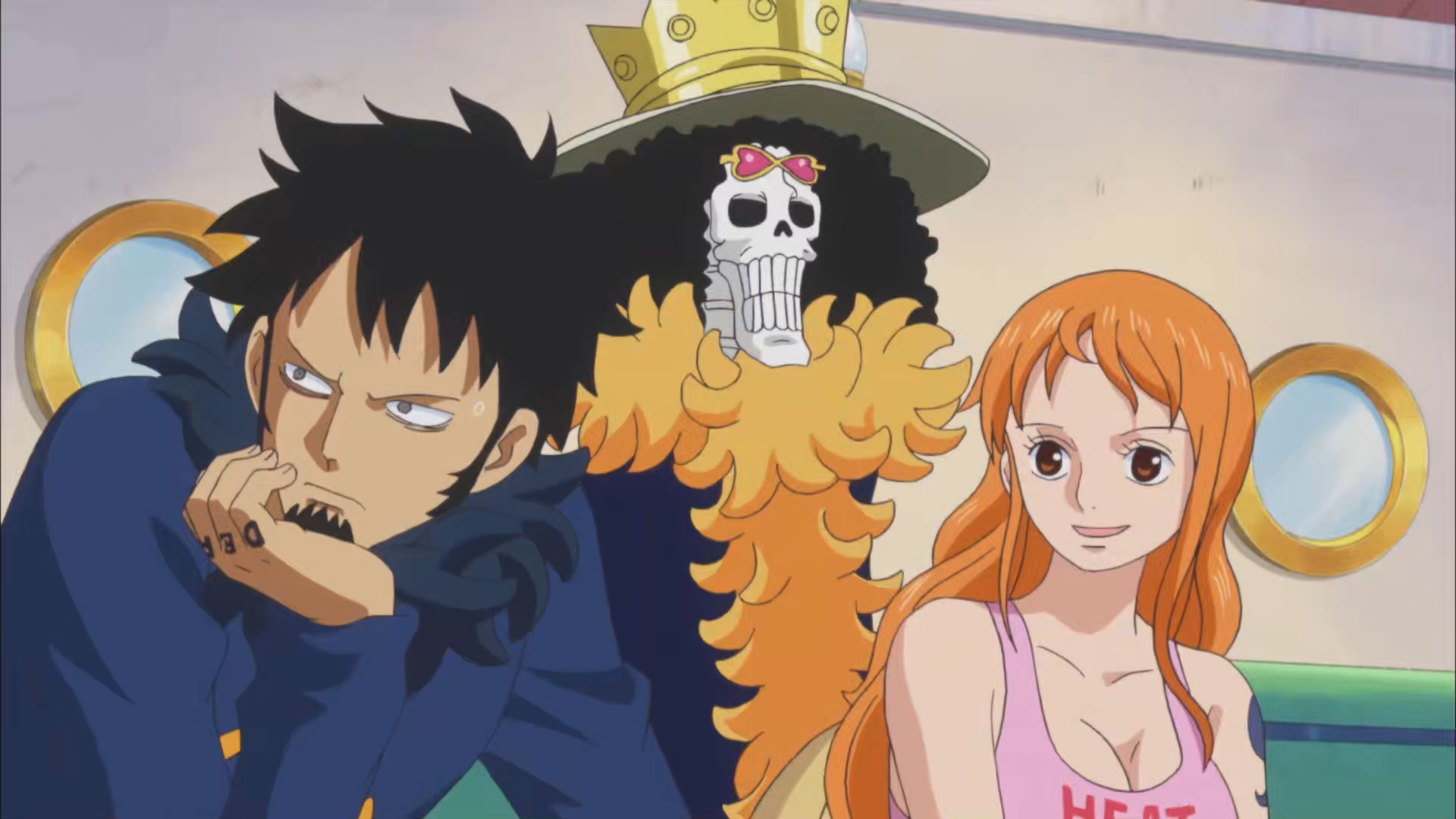 Nami and Law