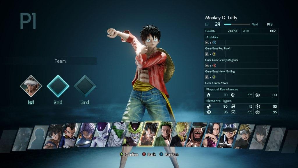 Jump-Force-Screenshot-Luffy