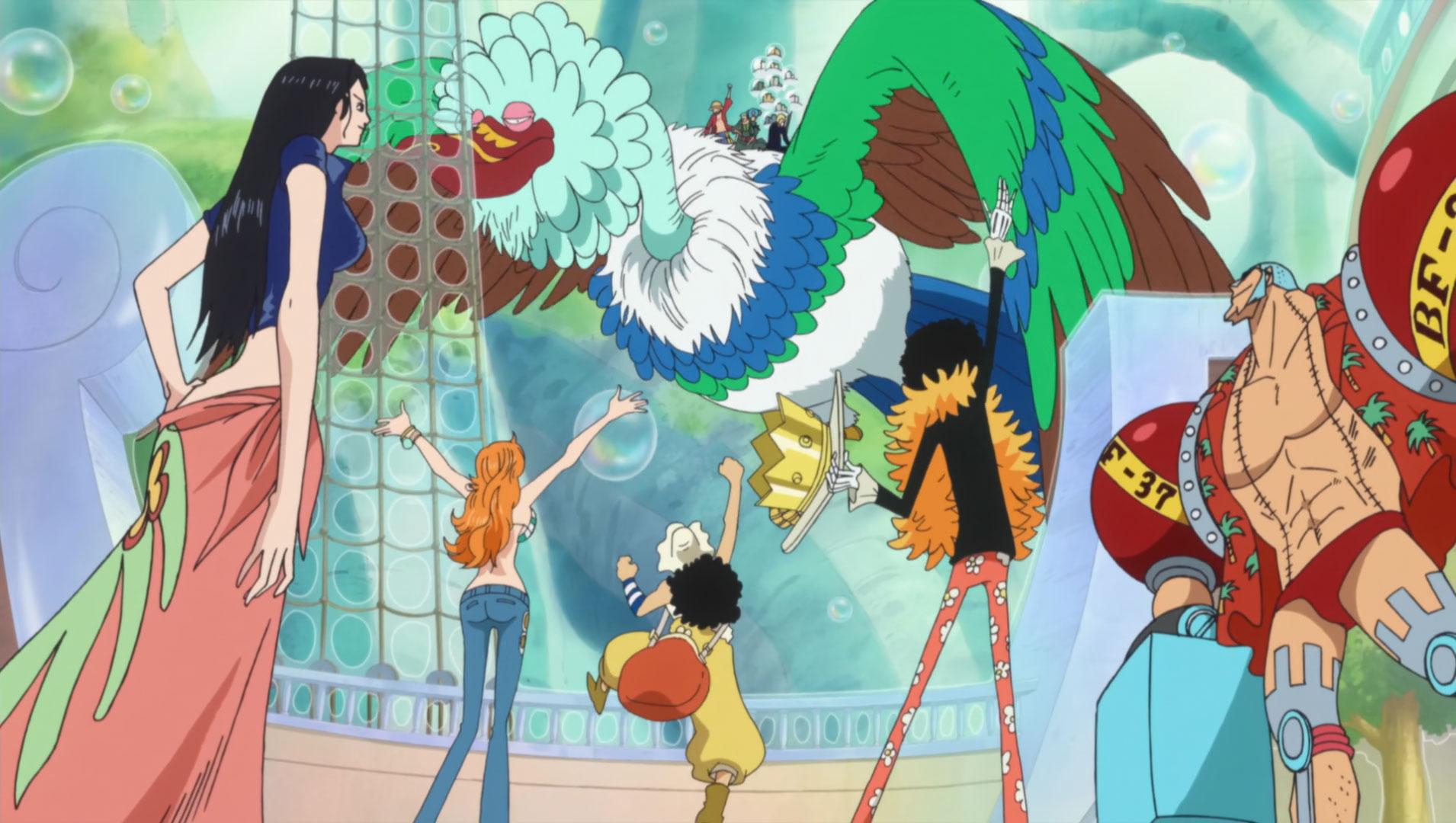 One-Piece-renunion