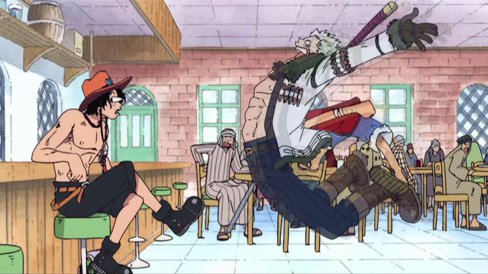 One-Piece-restaurant-meet-up